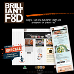 Brilliant Food weekly e-Newsletters